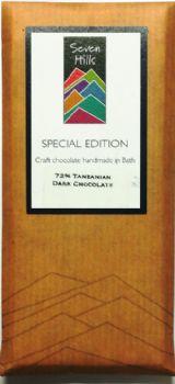72% Tanzanian Dark Chocolate